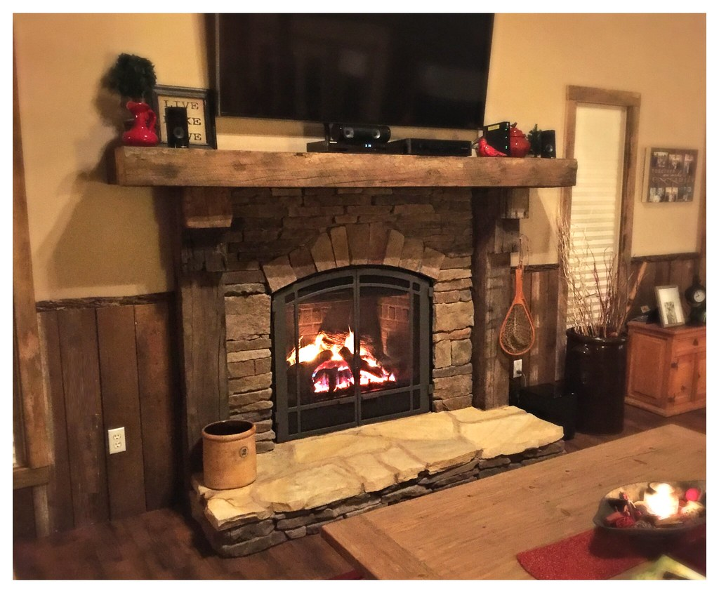 Mendota DXV-45 Direct Vent Fireplace. Harrison, Tn.