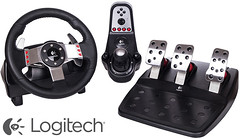 Logitech G27 Racing Wheel (blog.arikurniawan) Tags: