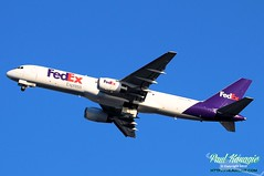 N965FD (PHLAIRLINE.COM) Tags: flight airline planes 1997 philly boeing airlines fedex phl spotting bizjet generalaviation spotter philadelphiainternationalairport kphl 757258 n965fd