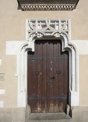 Krakov, Rynek (27) (ladabar) Tags: doorway portal kraków cracow cracovia krakau krakov dveře portál