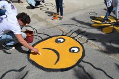 DSC_0127 (Al Ahliyya Amman University) Tags: street flowers students colors painting colorful university pretty time weekend president amman happiness jo jordan characters aau joyful       ccbysa  ahliyya          balqa      alsaro