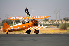 FAI World Air Games 2015: Wing Walking Experience (FAI - World Air Sports Federation) Tags: wag wingwalking fai duba