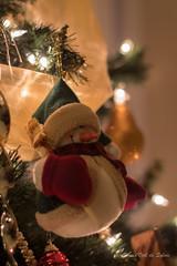 Joyeuses Ftes (Sous l'Oeil de Sylvie) Tags: 50mm december pentax christmastree nol dcoration dcembre ks2 bonhommedeneige 2015 arbredenol sapindenol joyeusesftes sousloeildesylvie