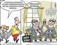 a cerrar carceles (Caricaturascristian) Tags: que hay rd aqu tambin prisin narco jueces funcionarios pblicos lavado impunidad crceles empresarios corrupcin cerrar