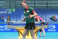 SHAO_Jieni__WTGF2015_R_G_1238_d (ittfworld) Tags: world portugal sport ball championship emotion action lisbon young tennis tabletennis junior championships