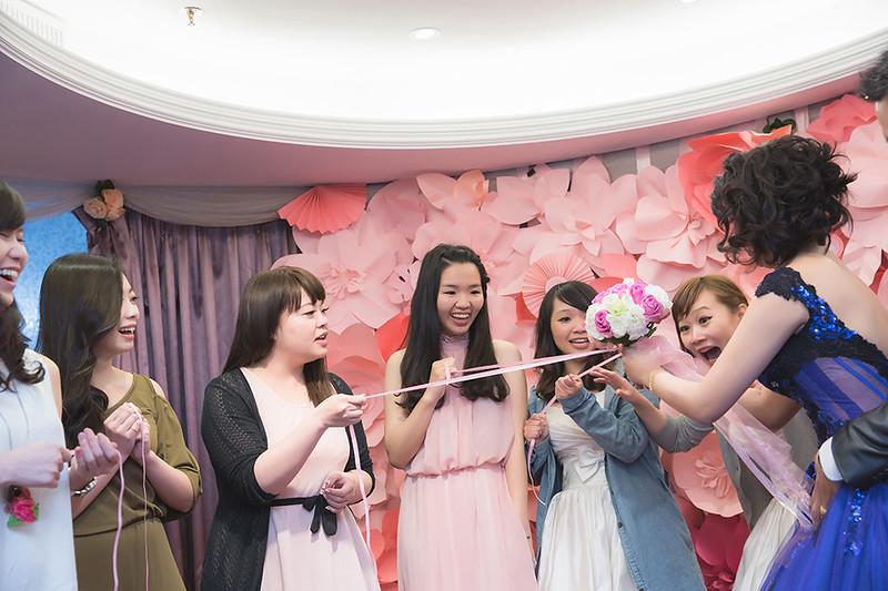 [台中婚攝] 信凱 & 庭瑋 / 婚宴餐廳