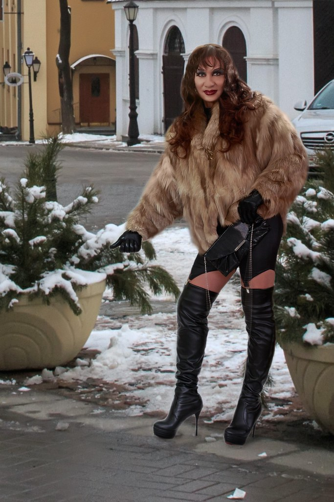 (Julia Sweet) Tags: tranny transvestite tv cd crossdress crossdresser