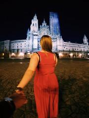 Santiago de Compostela, Galicia!