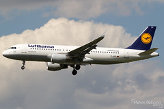 Lufthansa Airbus A320-214 |  D-AIZX  | London Heathrow - EGLL (Melvin Debono) Tags: lufthansa airbus a320214 | daizx london heathrow egll melvin debono spotting canon 7d 600d plane planes aviation airport airplane uk united kingdom