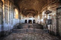 silence (Michal Seidl) Tags: abandoned church opuštěný kostel verlassene kirche czech urbex hdr
