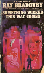 Novel-Something-Wicked-This-Way-Comes-by-Ray-Bradbury (Count_Strad) Tags: novel book pages read reading pulp mystery suspense thriller
