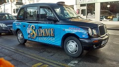 "London Black Cab ""Half A Sixpence"" (Local Bus Driver) Tags: lti london black cab half a sixpence taxi"