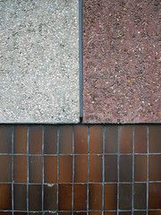 Der Waschbeton. (Tricolore.) / 21.12.2016 (ben.kaden) Tags: berlin berlinmitte almstadtstrase architekturderddr waschbeton industriellerwohnungsbau plattenbau 2016 21122016 washedoutconcrete concrete