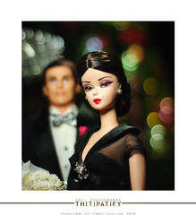 Merry X'mas (thitipatify) Tags: silkstone studio dress sweet classic barbie robertbest best retro royalty robert gown glamour glam magazine doll