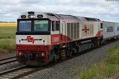 CSR005 at Moorabool with 7922V
