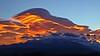 Une vague de feu sur le Canigou. (sergecos) Tags: coucherdesoleil sunset ciel sky cielo puestadelsol canigou massifducanigou nuages clouds nubes sony pyrénéesorientales light montagne mountain vague wave couleur color soir evening outdoor