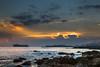 entering port (canon-Tom) Tags: sea seascape water sun sunrise sunset sunlight light beach wharf waves wave rock coast ship nature travel asia taiwan sky clouds landscape