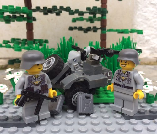 Flickriver: Most interesting photos from Lego WW2 Decals pool