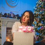 Božična fotografija. Photo Nostalgia.si