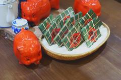 Lunar New Year 2017 (iSam's) Tags: lunar new year 2017 isam saigon pigs swine cute red sai gon viet nam ho chi minh city decor
