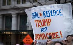 Womens March DC-20170121-TW Meetup _ 20170121 _ KMB_0381 (kevinbarry7) Tags: womensmarch washington dc feminism dump trump protest capital resist mall pence devos love trumps hate