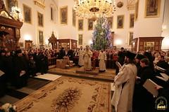 122. Nativity of the Lord at Lavra / Рождество Христово в Лавре 07.01.2017