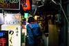 § (illclinton) Tags: familyvacation japan kuro tokyo winter alley 路地 大井町 ooimachi