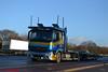Mercedes Benz Actros MP4 'Theo Faassen' reg 21-BHK-8 (NL) (erfmike51) Tags: mercedesbenzactrosmp4 truck artic cartransporter euro6 lorry theofaassen