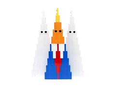 (Ochre Jelly) Tags: lego moc afol activism 281antinuke politics brick cheetos gibbon