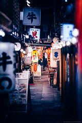 2016_11_08_Yurakucho_nights_003_HD (Nigal Raymond) Tags: 有楽町 東京 日本 夜 暈け ボケ bladerunner neonoir yakitorialley yūrakuchō tōkyō tokyo japan night bokeh boke travel canoneflens metabones sonya7r2 a7r2 sonya7rii a7rii sonyalpha sonyphotography sonyimages adobelightroom lightroomcc lr nigalraymond ナイジャルレイモンド wwwnigalraymondcom 135mm 135mmf2l f22