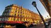 Marais Sunset (Toni Kaarttinen) Tags: parís paris parizo pariisi párizs parigi パリ parijs paryż париж 巴黎 frança frankreich francio francia ranska france צרפת franciaország フランス frankrijk francja franţa франция frankrike 法國 iledefrance parisian sunset marais