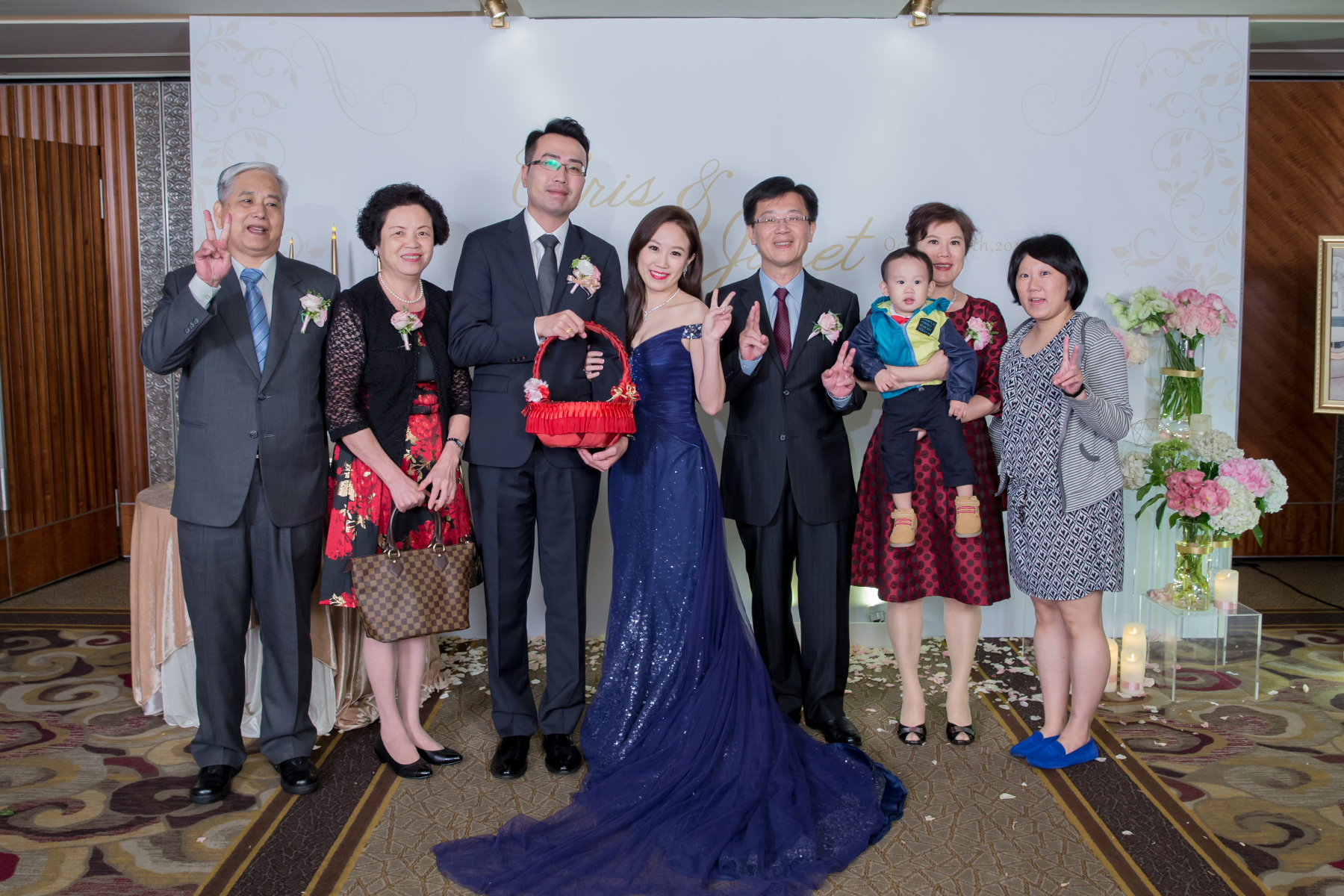 鴻璿鈺婷婚禮881