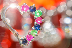 ... Heart ... (wolli s) Tags: flickr heart hearts macromondays monday mondays macro makro pendant