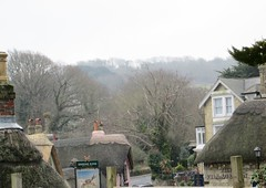 Old Shanklin Rooftops (josettemallon) Tags: rooftops thatchedcottages shanklin