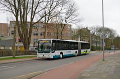 Van Oeveren 91 (Metropendel)- Rotterdam (rvdbreevaart) Tags: ret metropendel rotterdam rotterdamzuid vanoeveren connexxion mercedes mercedesbenz citaro gelede bus openbaarvervoer öpnv publictransport nikon d3300 raw rawtherapee doorzeeland