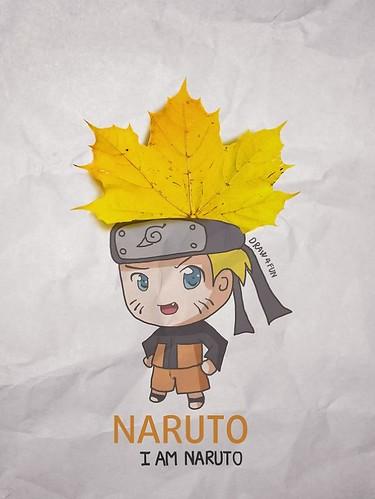 1070+ Gambar Ilustrasi Naruto Keren HD Terbaik