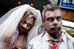 Toronto Zombie Walk Funeral (George Talusan) Tags: italy toronto little zombie walk royal cinemas funeral bloor 2015 zombiewalk