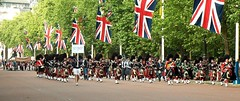 southern highlands pipes & drums /21/06/2015/-waterloo 200 parade (philipbisset275) Tags: unitedkingdom themall centrallondon cityofwestminster englandgreatbritain 21062015 waterloo200parade southernhighlandspipesdrums