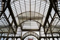Palacio de cristal (Alejandra Durn.) Tags: madrid parque summer del de capital verano cristal retiro palacio cristaleras