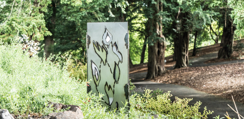 SCULPTURE IN CONTEXT 2015 AT THE NATIONAL BOTANIC GARDENS [UNOFFICIAL PREVIEW] REF-107310