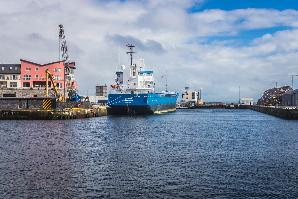 GALWAY HARBOUR AND DOCKLANDS [AUGUST 2015] REF-107496