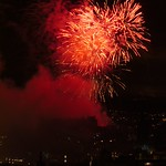 Edinburgh International Festival Fireworks 2015