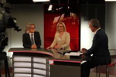 Debata o ustawie o in vitro w Telewizji WTK. Lipiec 2015 r.