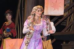 Rapunzel Sheena Loza) in Mickey and the Magical Map at Disneyland (GMLSKIS) Tags: california princess disneyland disney amusementpark anaheim rapunzel mickeyandthemagicalmap