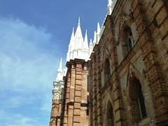 Catedral de Santa Ana (Nadia Caballero) Tags: arquitectura elsalvador santaana heroica elsalvadorimpresionante