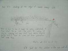 The Catcher in the Rye (lombardipa) Tags: sketch drawing novel salinger jdsalinger thecatcherintherye