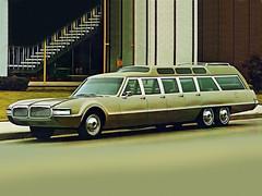 1968-1970 Oldsmobile Toronado AQC Jetway 707 Limousine (biglinc71) Tags: 707 jetway limousine oldsmobile toronado aqc 19681970