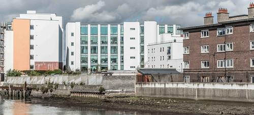 DUBLIN DOCKLANDS AREA [21 SEPTEMBER 2015] REF-10805473