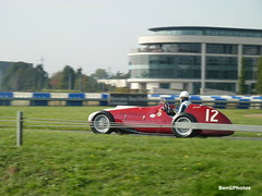 212 F1 (BenGPhotos) Tags: show autumn red classic cars sports car museum race vintage one 1 day f1 ferrari racing event formula vehicle motorsport 1951 212 autosport v12 brooklands 2015