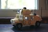 M1151 HMMWV (ModernBrix) Tags: army us google war lego military iraq legos humvee hmmwv armored carrier moc gpk brickarms m1151